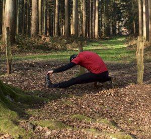 lenigheidoefening stretch